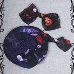 Halloween origami accessories